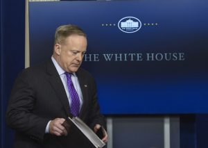Exclusive: White House Has Interviewed Carl Higbie for Press Secretary