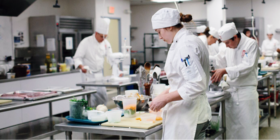 Step Into the Kitchen With L'Academie de Cuisine
