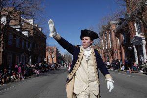 Photos: Alexandria Celebrates George Washington's Birthday
