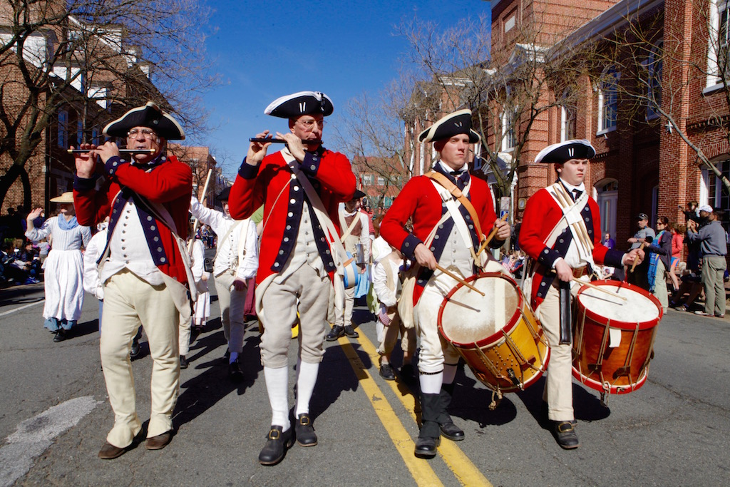 Photos: Alexandria Celebrates George Washington's Birthday ...