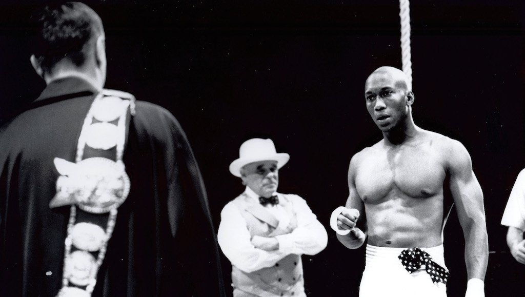 Mahershala Ali's Professional Acting Debut Was at Arena Stage