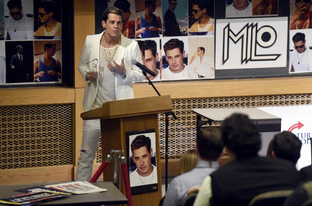 Breitbart Employees Threaten Walk-Out Over Milo