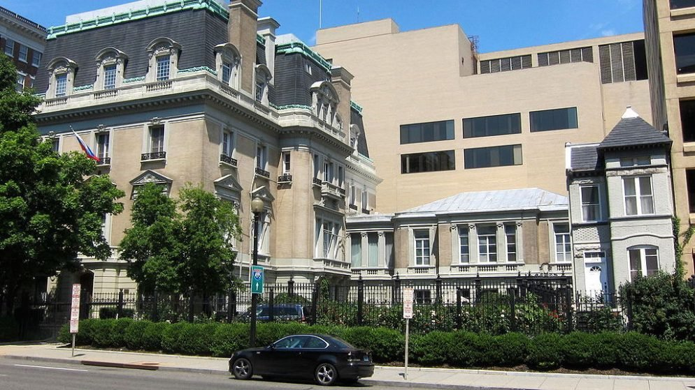 The DC Spy Sites You Walk by Every Day