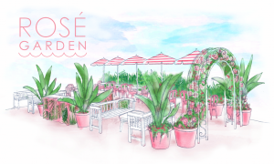 Waterfront Rosé Garden Coming to Whaley's