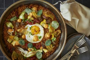 Mike Isabella Opens His Most Ambitious Restaurant Yet: Arroz