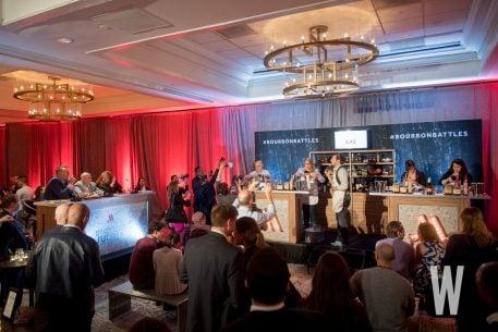 Marriott Georgetown Toasts Hotel's Redesign With (Boozy) Bourbon Battle