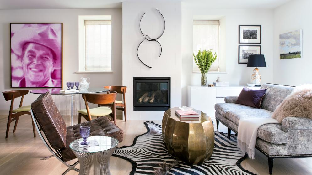 7 Design Hacks To Make Your Tiny Apartment Feel Bigger