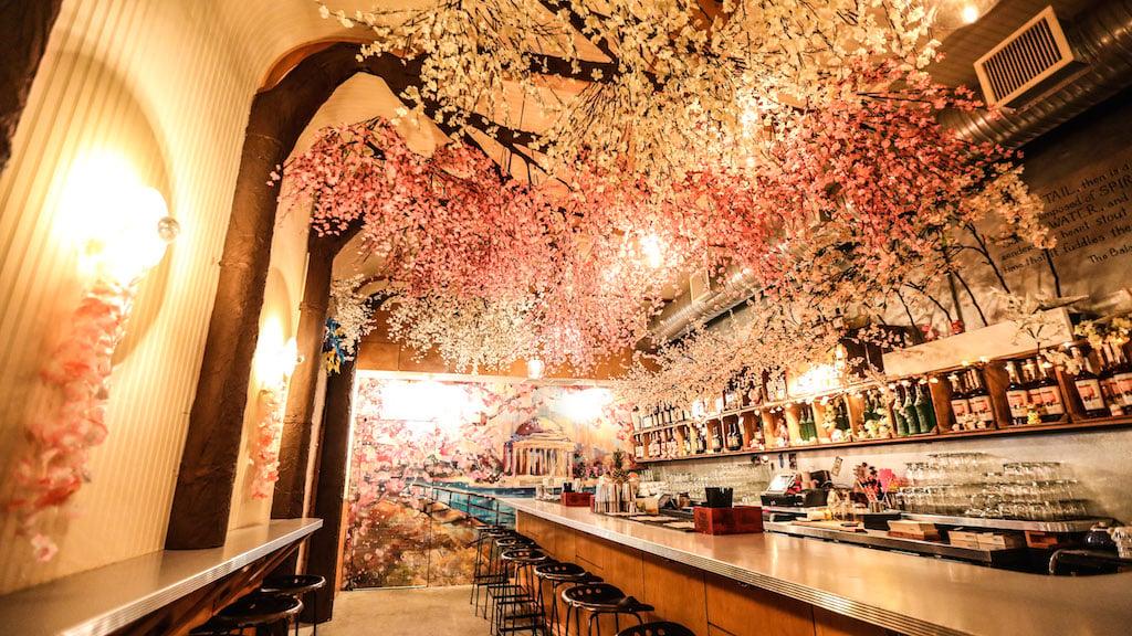 Blossoms Cafe Menu