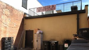 "Restaurant Hangs ""You Need A Boyfriend"" Sign Amid Feud With Neighbors"
