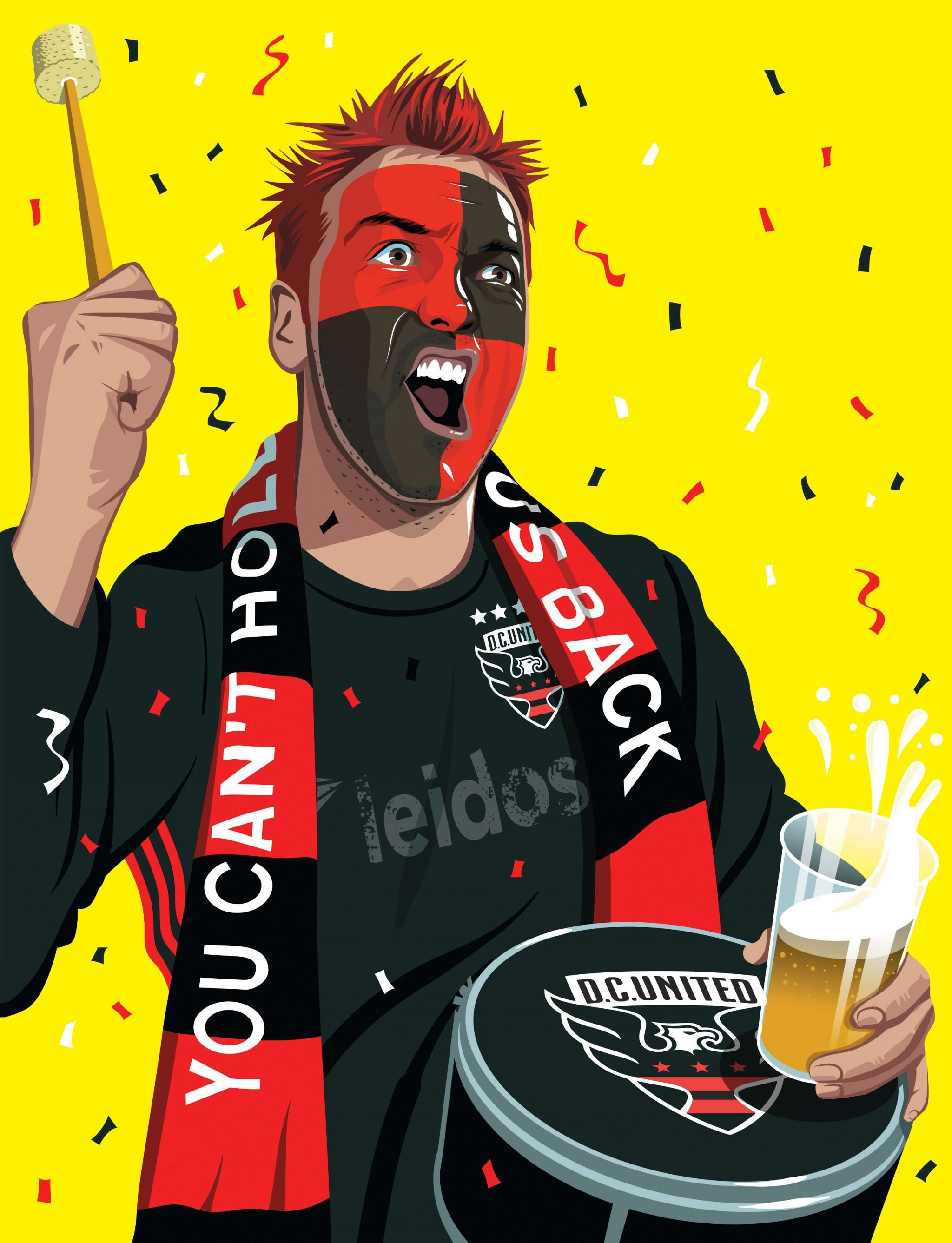 How to Be a D.C. United Fan