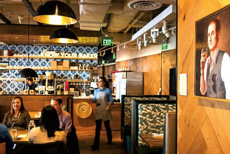 Restaurant Review: Farmers & Distillers
