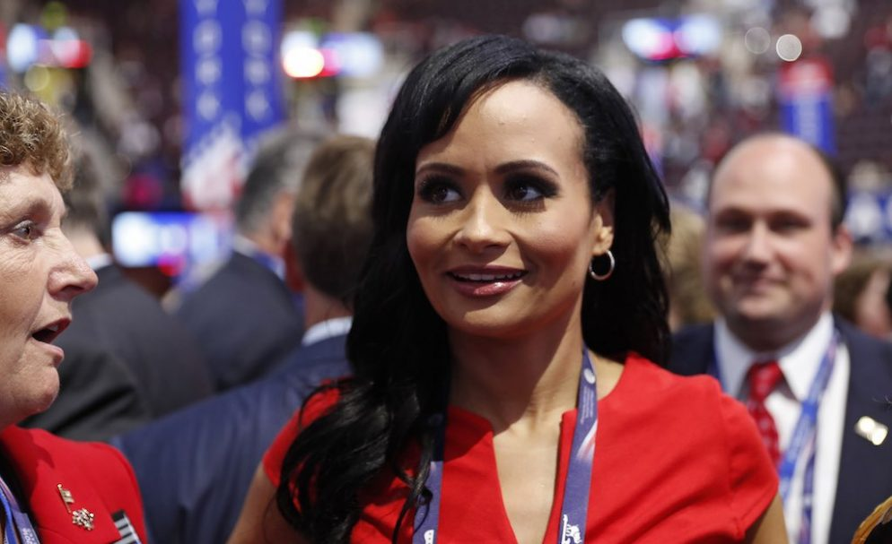 Is Katrina Pierson Actually Doing Anything Washingtonian