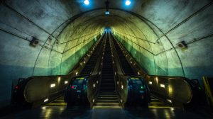 Metro Doesn't Want You to Walk on the Escalator. That's Not Going to Happen