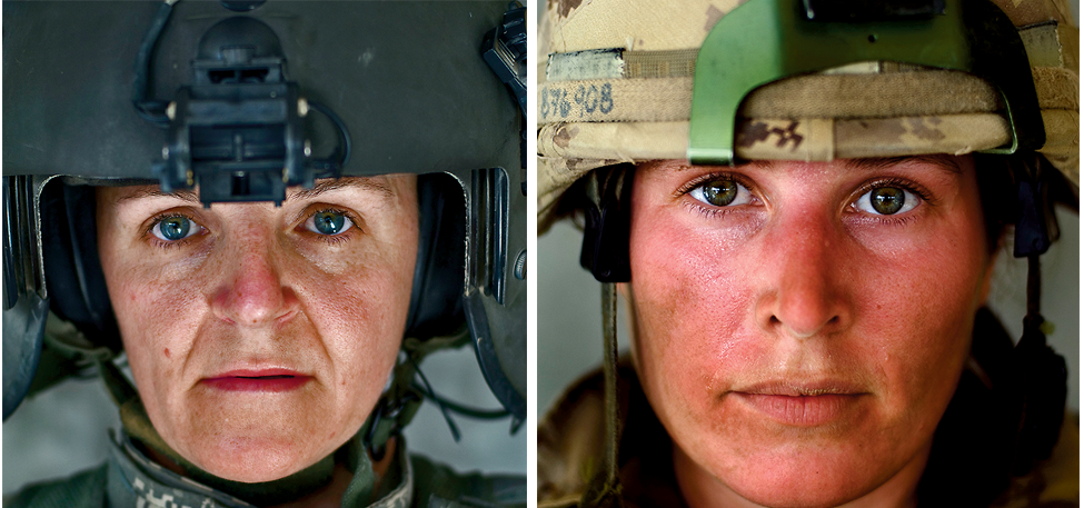 """The Face of Battle: Americans at War, 9/11 to Now"""