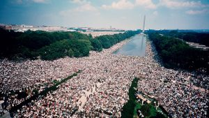 This Town Was Built for Protests: A Visual Timeline