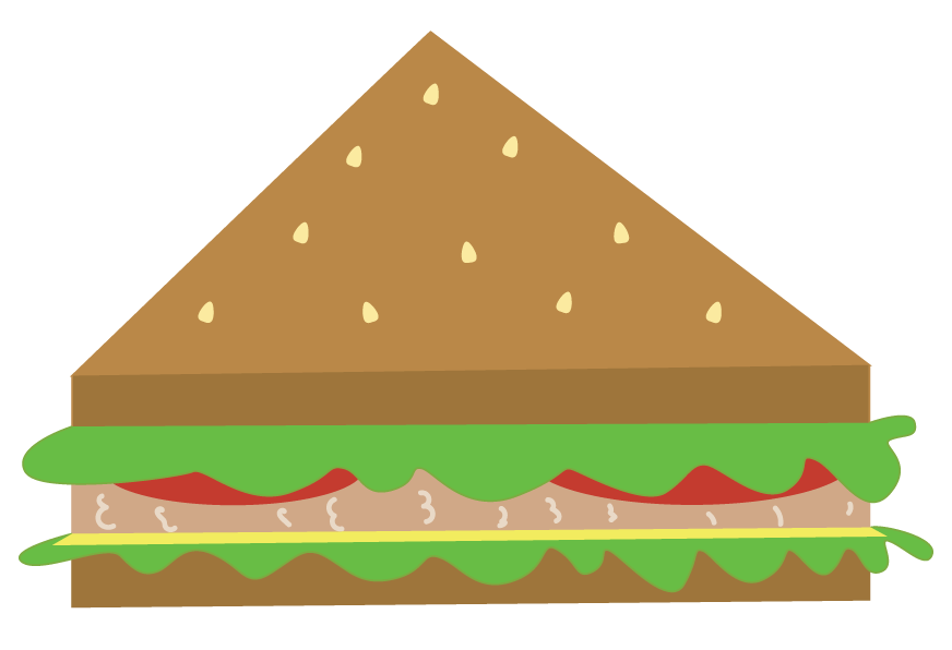 looking for a cheap or low calorie sandwich for lunch we