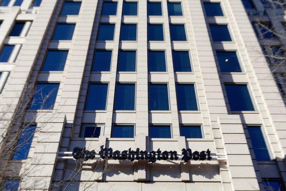"Washington Post: ""When the President Says It, We'll Use It Verbatim"""