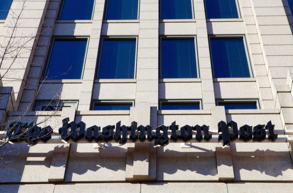How the New York Times and Washington Post Reproduce and Credit Each Other's Trump Scoops