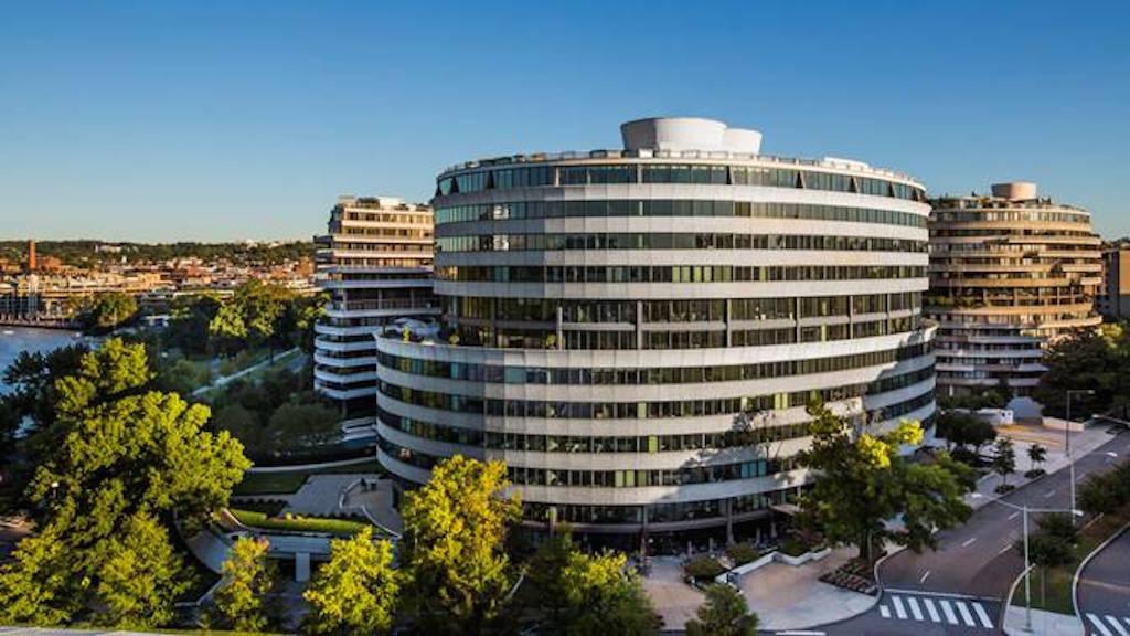 David Bradley Is Selling This Watergate Building