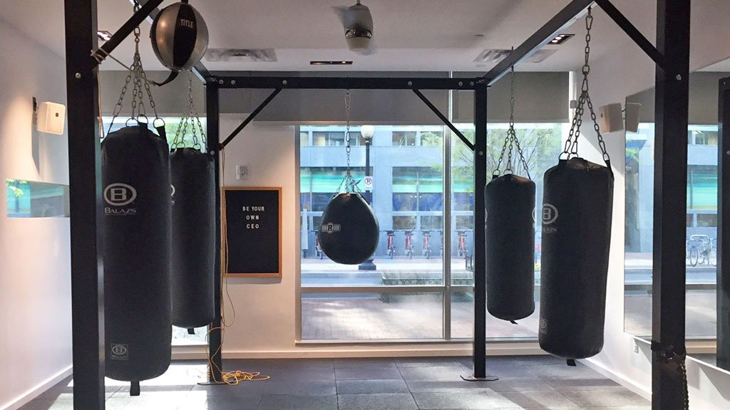 NoMas New Boutique Boxing Gym Is Perfect For Beginners Who Want To Feel Like Badasses