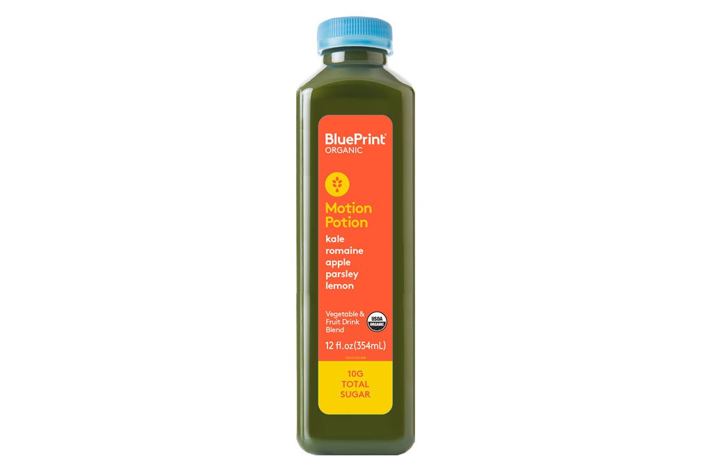 5 grab and go green juices that are actually pretty healthy blue print motion potion malvernweather Gallery