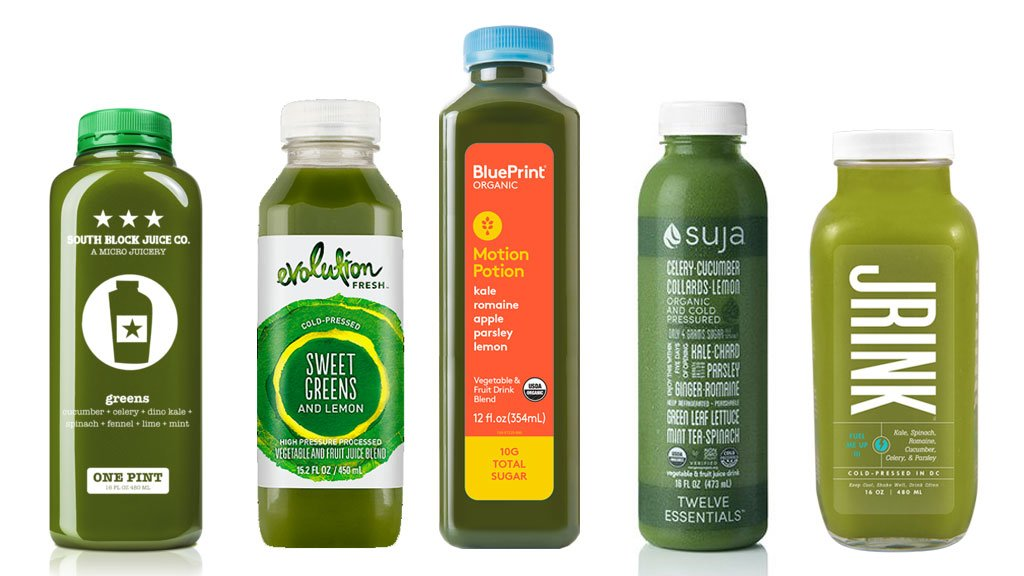 5 grab and go green juices that are actually pretty healthy malvernweather Choice Image