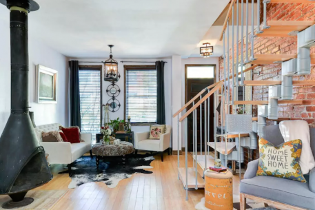 These Are the Most Luxurious DC Condos and Houses on Airbnb