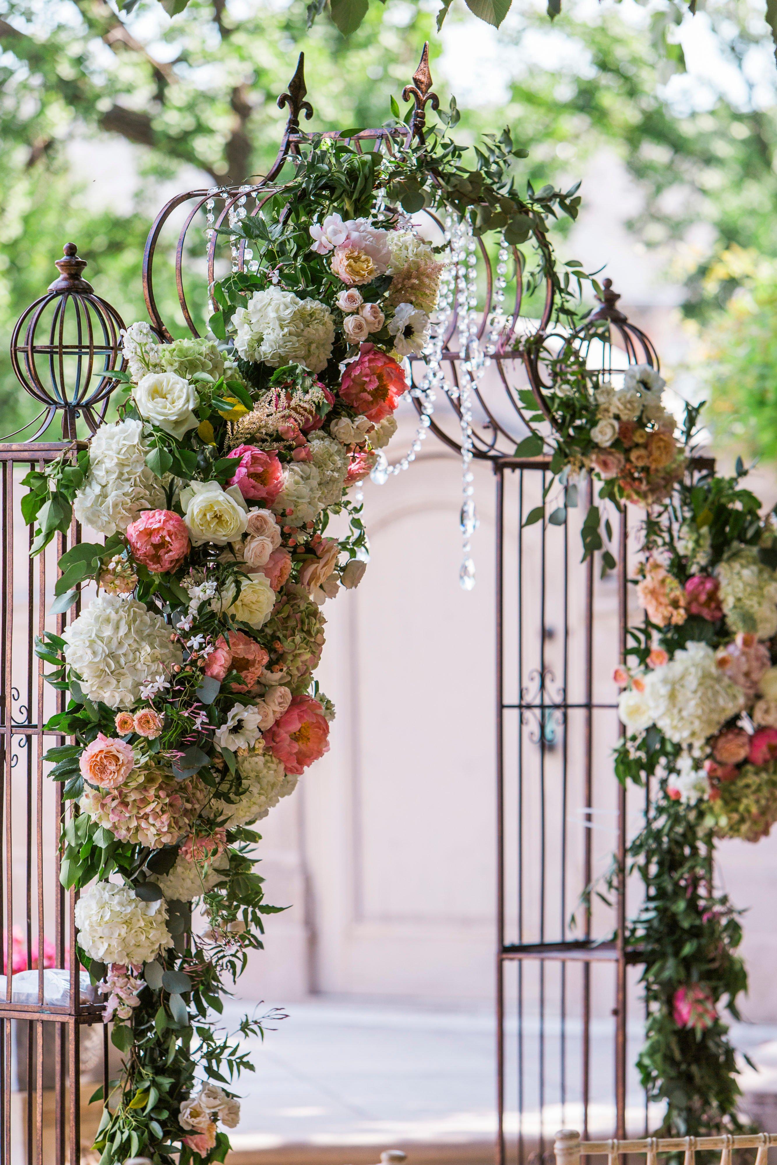 Caitlin Perna Derek Thayer Meridian House Midsummer Night Wedding