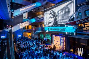 Apple CEO Tim Cook, Playboy Founder Hugh Hefner, Rep. John Lewis Among Honorees At Newseum's 2017 Free Expression Awards