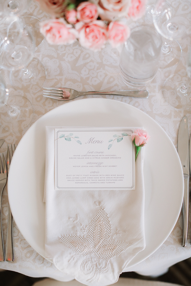 Gabby Weiss Jeff Flak Hay-Adams Cherry Blossom Wedding by Megan Beth Photography