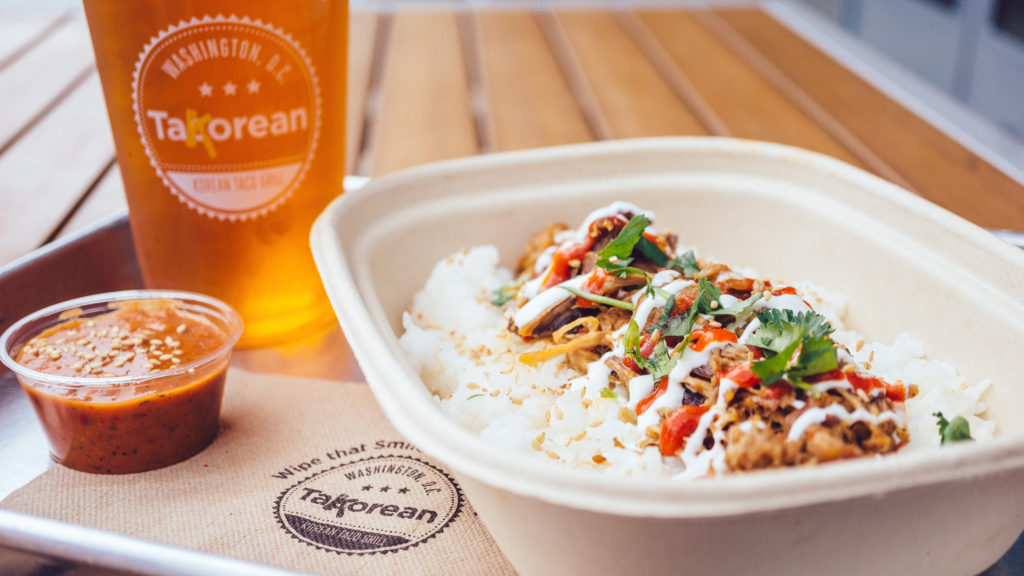 TaKorean Will Give Free Lunch to the First 100 Customers at Each Location Today