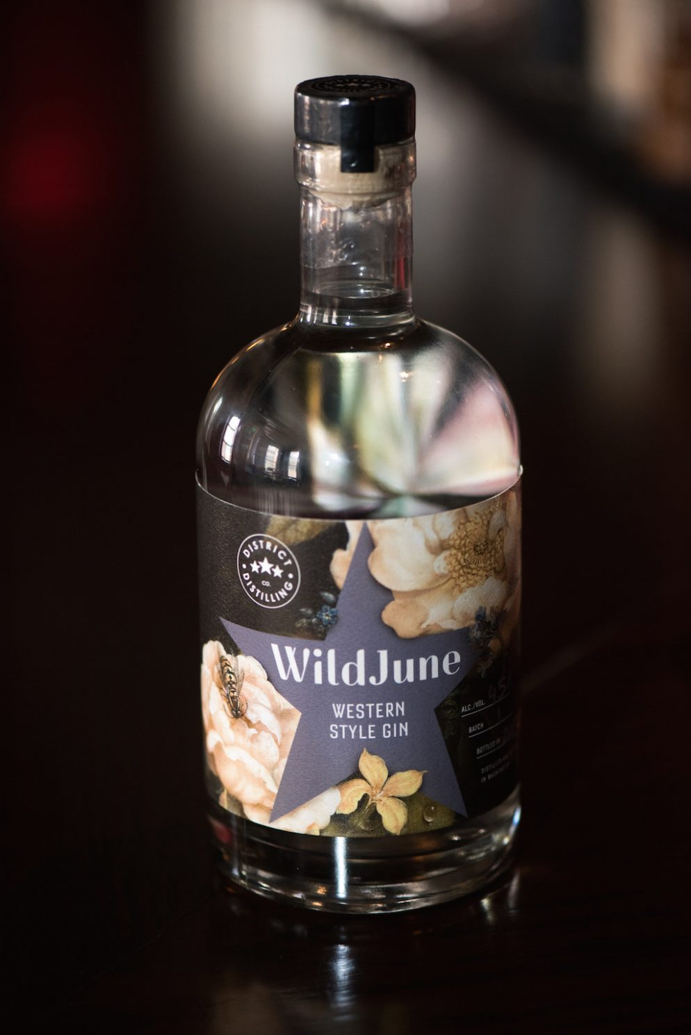 District Distilling Co.'s New Gin Embraces the Forager Trend