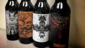 This Virginia Brewery's Labels Will Have You Throwing Devil Horns With One Hand and Drinking With the Other