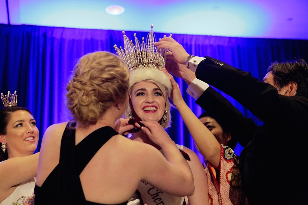 Meet the United States' New Cherry Blossom Queen