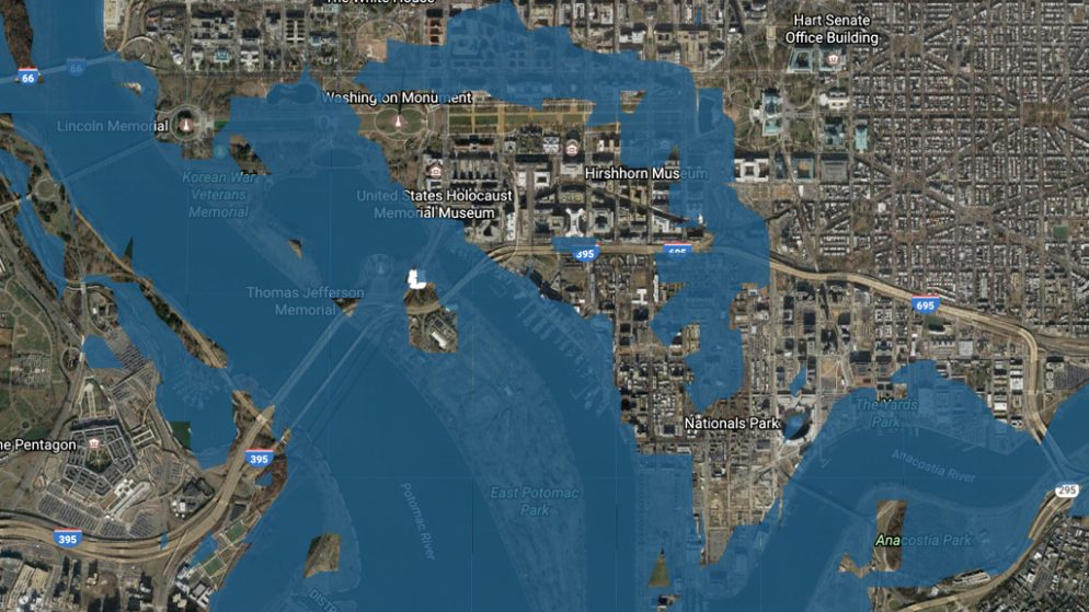 New Us Navy Map - Us navy flood map