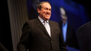 Mike Huckabee Doesn't Care If You Follow Him on Twitter