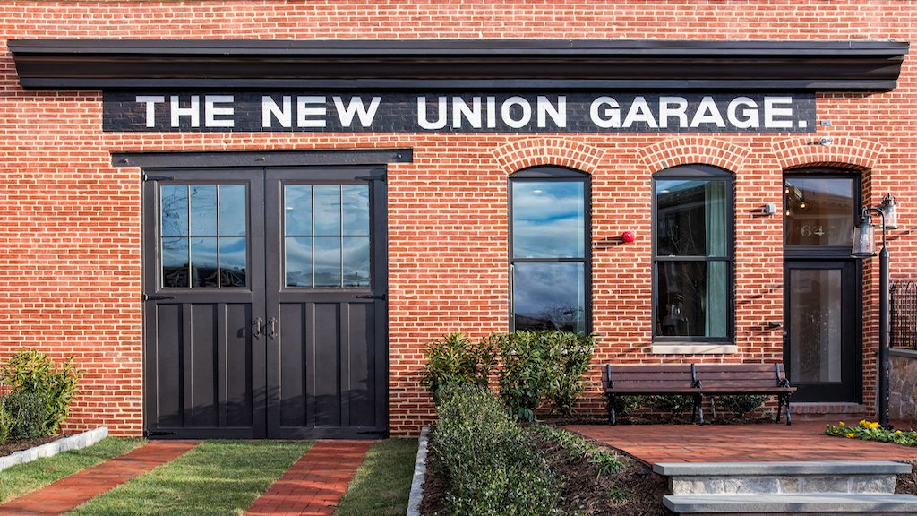 Look Inside This Century Old Capitol Hill Car Garage