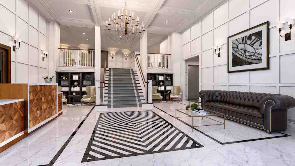 Look Inside Mclean S First New Residential Development In