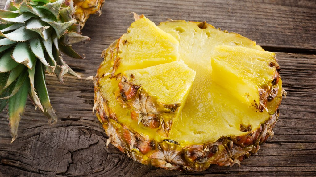 Why You Might See Pineapples On Your Seder Plate This Year