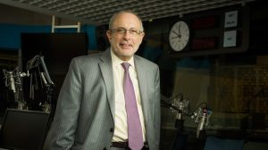 Robert Siegel to Leave NPR's All Things Considered in January 2018