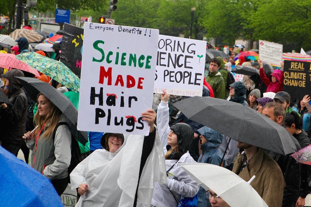 "Photos: ""Mad Scientists"" Descend on Washington"