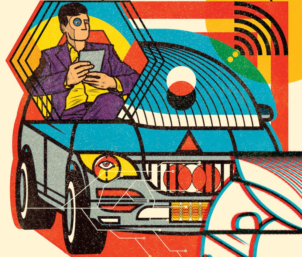 How Self-Driving Cars Will Change Local Real Estate