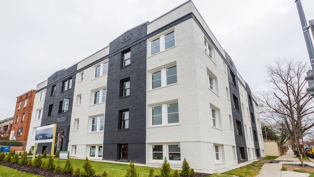 These Columbia Heights Condos Got a Total Makeover From Miss Pixie's
