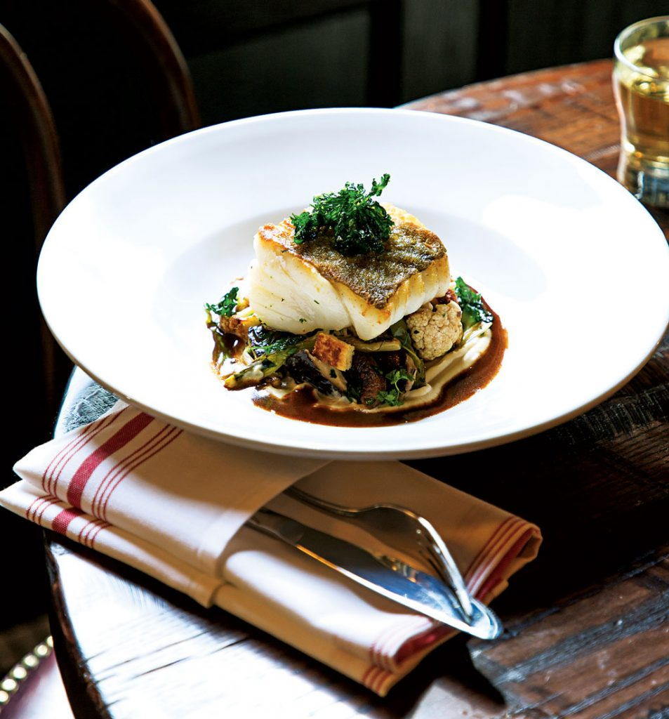 Restaurant Review The Smith Washingtonian - Cuisines smith