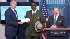 Trump's Donation to the Park Service Is Tax Deductible