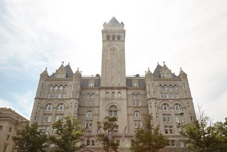 A Group Is Trying to Revoke the Trump Hotel's Liquor License Based on Moral Character. Is There Precedent?