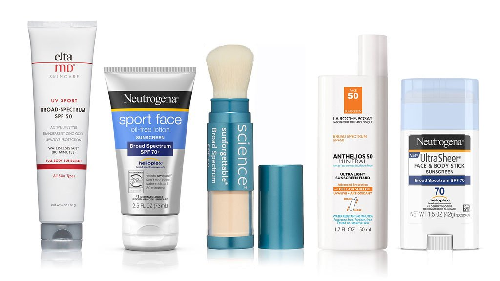5 Sweat-Proof Sunscreens That Won't Ruin Your Outdoor Workouts This Summer
