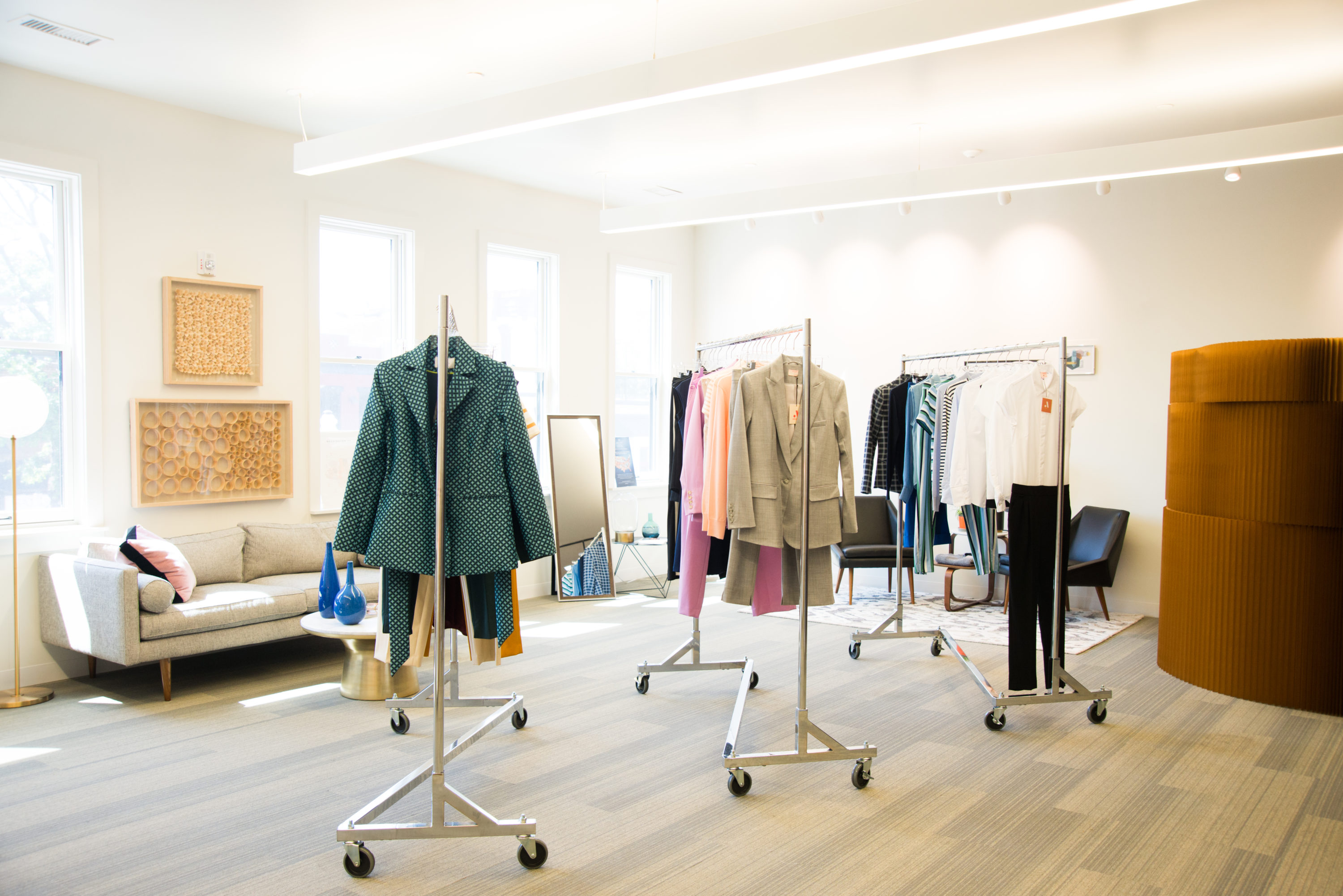 Argent workwear DC pop-up the Shay retail news