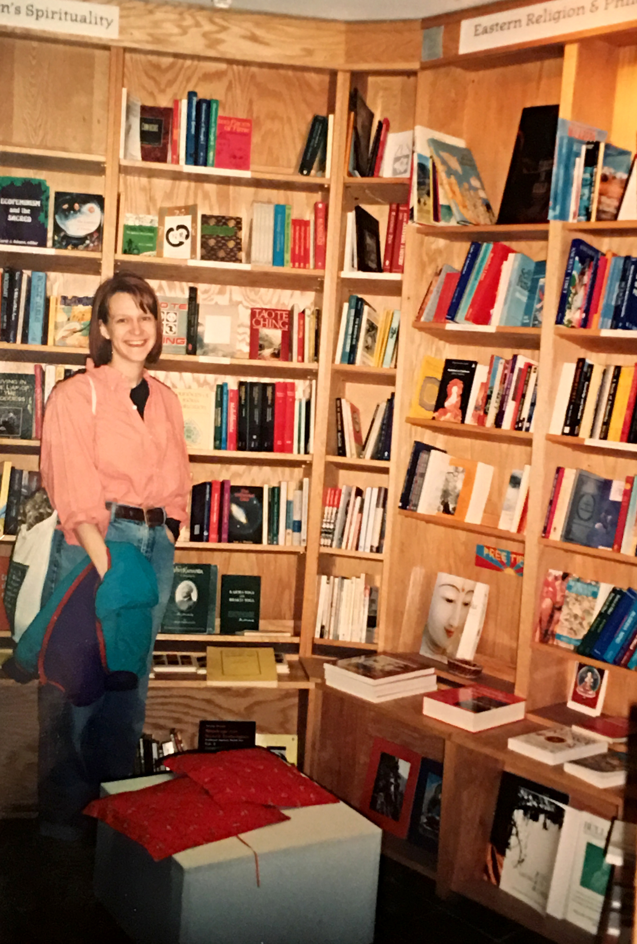 Jenni Bick Custom Journals, 25 Years After closing her independent bookstore in adam's morgan, Jenni Bick is opening up a paper goods emporium in Dupont