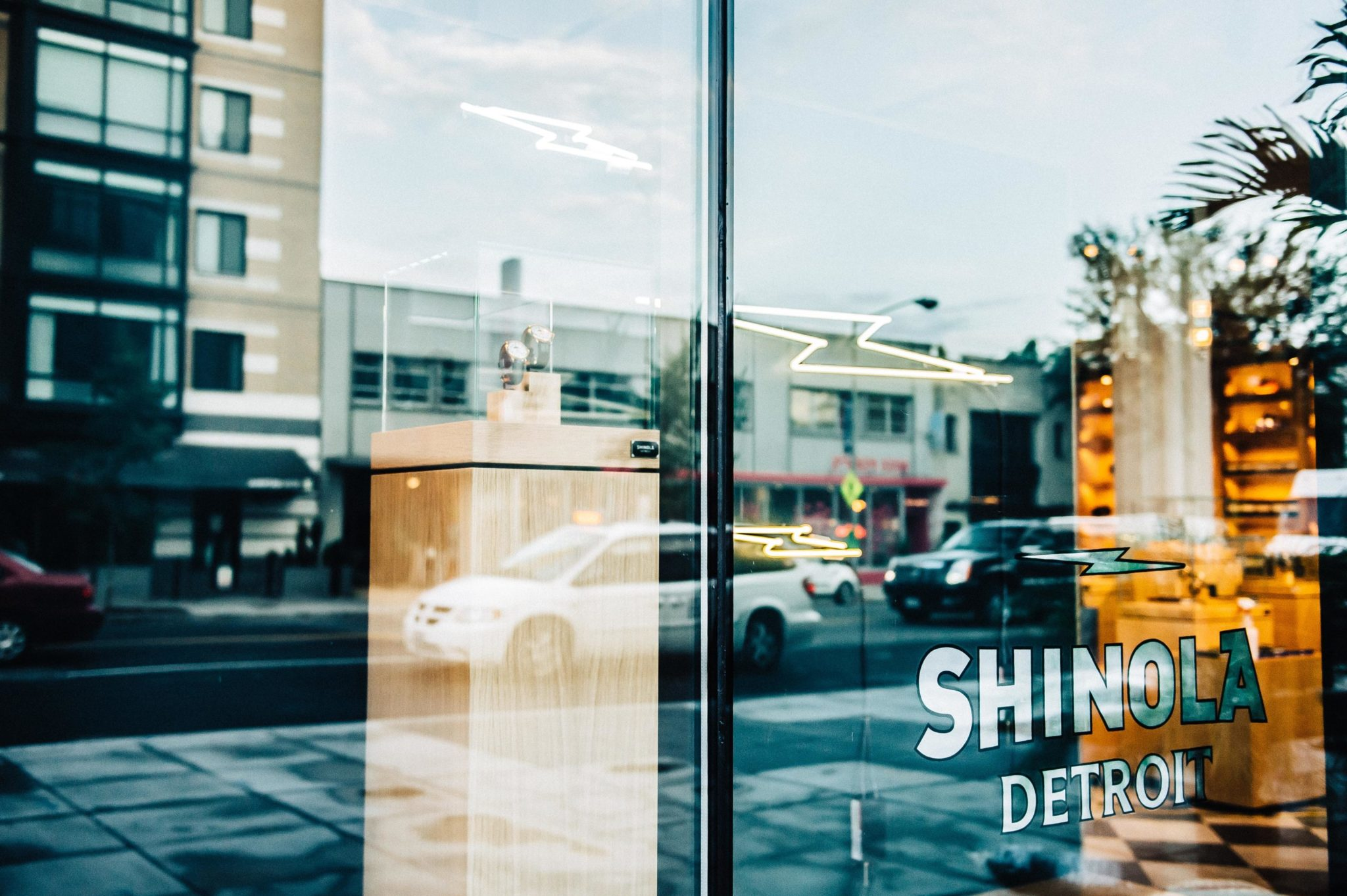 Shinola is coming to Tyson's Corner Center. Shinola is opening second store in DC.